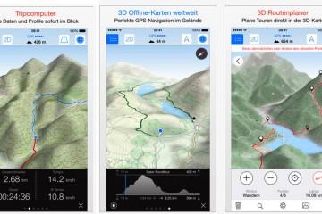 Maps 3D App
